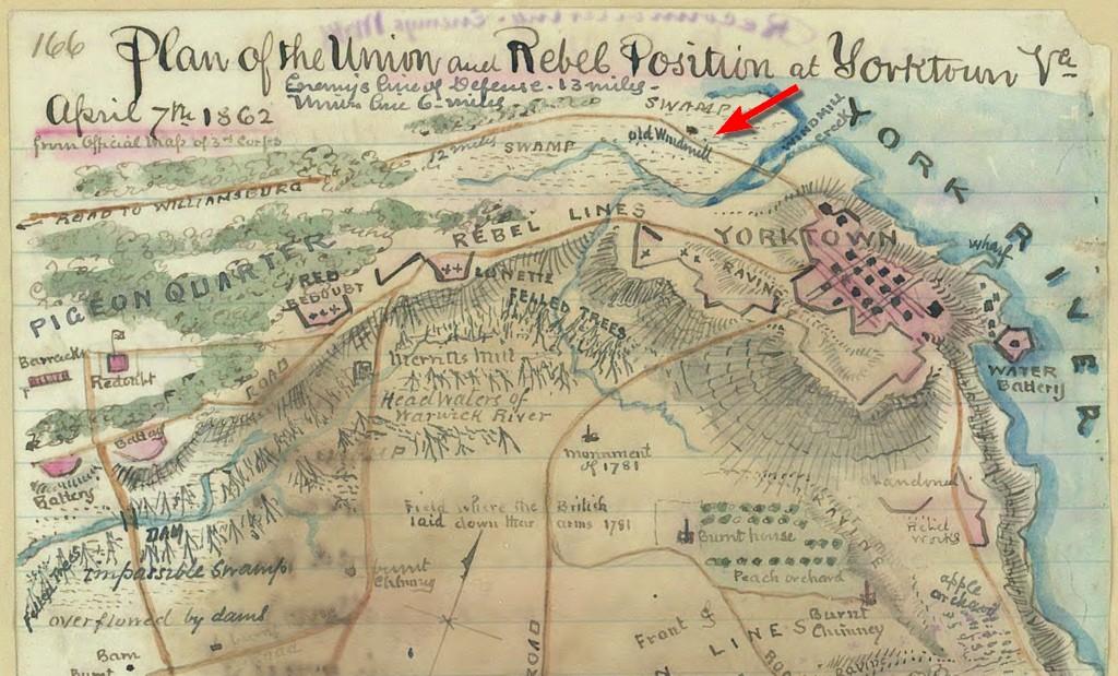 Map Of Yorktown Tx.The Yorktown Windmill Project